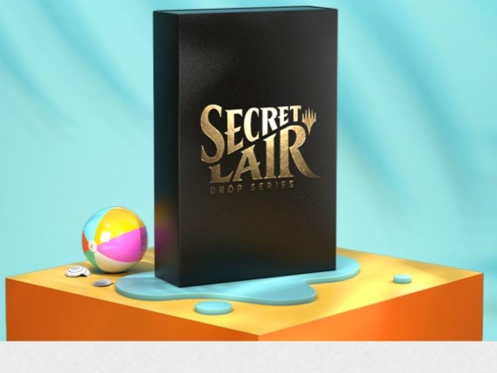 SECRET LAIR MTG