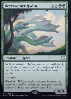 Neverwinter Hydra MTG